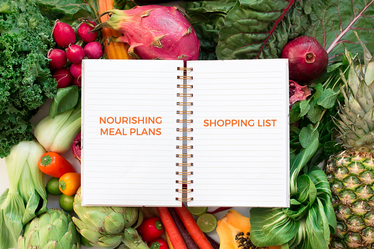 healthy eating on a budget meal plan